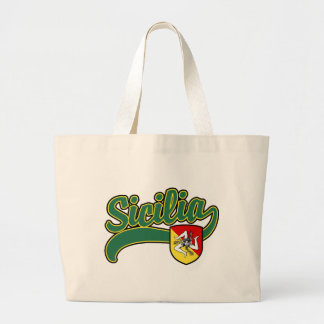 Sicilia Large Tote Bag