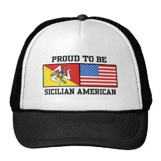 Sicilian American Hats