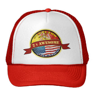 Sicilian American Trucker Hat