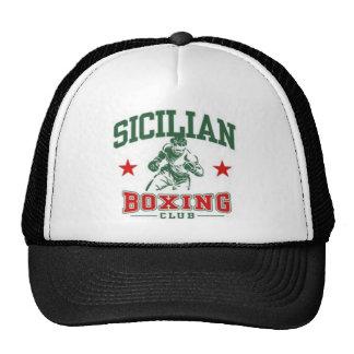 Sicilian Boxing Cap