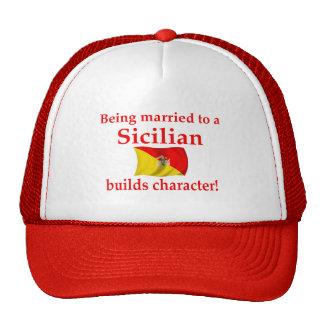 Sicilian Builds Character Mesh Hats