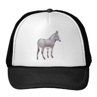 Sicilian Donkey Mesh Hat
