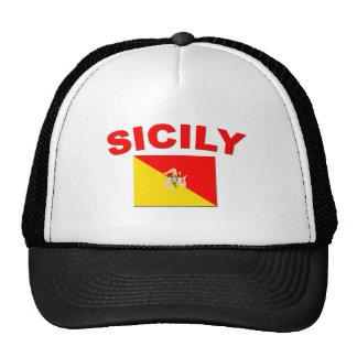 Sicilian Flag 1 Cap