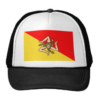 Sicilian, Italy Hat
