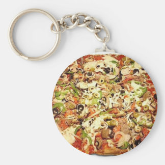 SICILIAN PIZZA PIE KEY RING