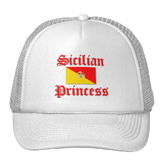Sicilian Princess Trucker Hat