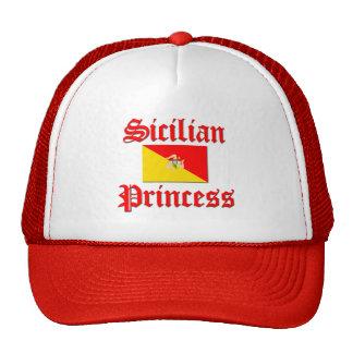 Sicilian Princess Hats