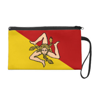 Sicily* Bagettes Bag Wristlet Purse