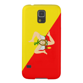 Sicily (Italy) Flag Galaxy S5 Cover