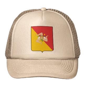 Sicily, Italy Trucker Hat