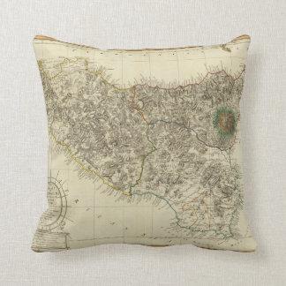 Sicily, Italy Throw Pillow