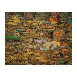Sicily, Italy Wood Print