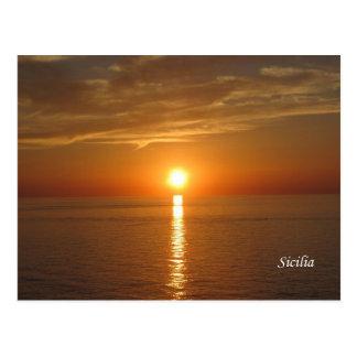 Sicily - Sicily Postcard
