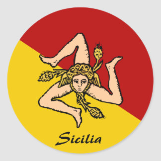 Sicily Stickers