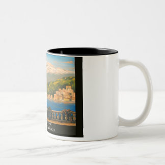 Sicily Two-Tone Coffee Mug