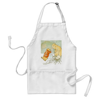 Sick Baby Prairie Dog Coughs Standard Apron