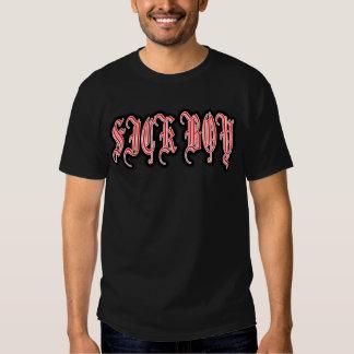 Sick Boy punk SICKBOY PUNKS Punk Rock Music T Shirts