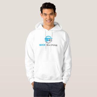 Sick Empire - Hoodie 2 (Blue & Grey Logo)