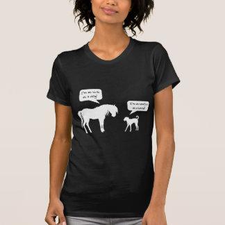 Sick Horse Healthy Dog T-Shirt