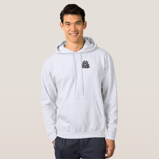 Sick House Men's Basic Hooded Sweatshirt