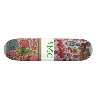 SICK MIND CREATIONS!! SKATE BOARDS