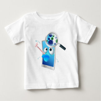 Sick phone concept baby T-Shirt