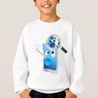 Sick phone concept sweatshirt