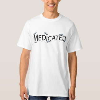 (SICK WILD DUCK) MEDICATED - T-Shirt
