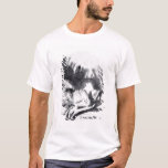 Sick woman in a bed, maybe Saskia T-Shirt