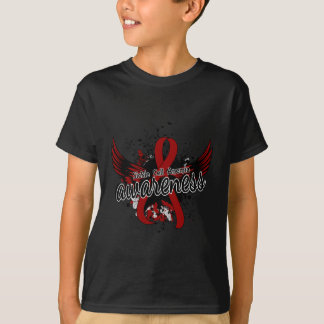 Sickle Cell Anemia Awareness 16 T-Shirt
