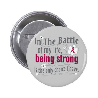 Sickle Cell Anemia In The Battle Button