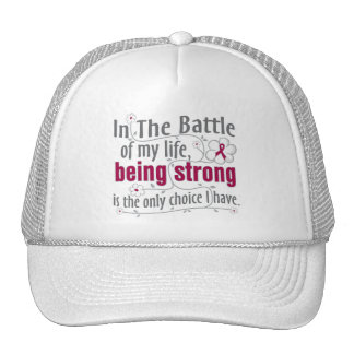 Sickle Cell Anemia In The Battle Hat