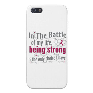 Sickle Cell Anemia In The Battle Cover For iPhone 5