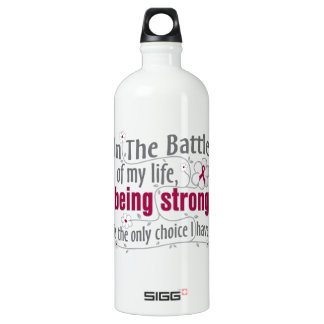 Sickle Cell Anemia In The Battle SIGG Traveller 1.0L Water Bottle