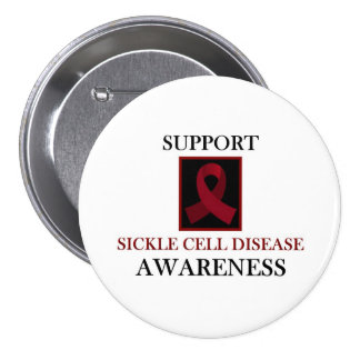 Sickle Cell Disease 7.5 Cm Round Badge