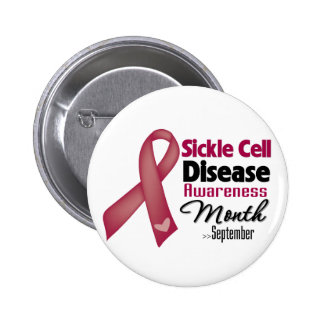 Sickle Cell Disease Awareness Month Pin