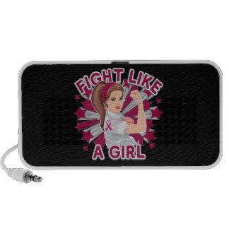 Sickle Cell Disease Modern Rosie Fight Like a Girl Mini Speakers