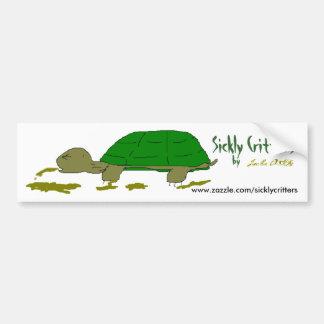 Sickly Critters Bumper Sticker