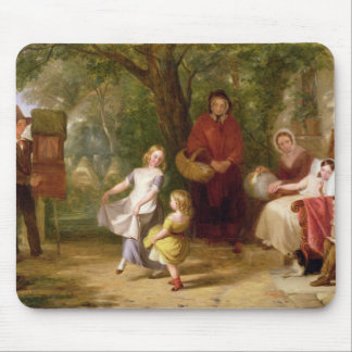 Sickness and Health, 1843 Mouse Pad