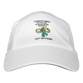 Sickness/Health...PTSD Hat