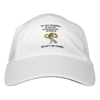 Sickness/Health...Tarlov Cyst Hat
