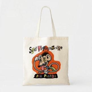 Sid Vichyssoise Budget Tote Bag