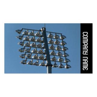 Side Band - Flood Lights Pack Of Standard Business Cards