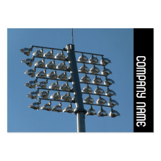 Side Band - Flood Lights Pack Of Chubby Business Cards
