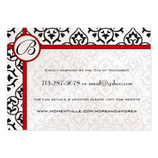 Side Borders Your Photo Response Website Cards Business Card