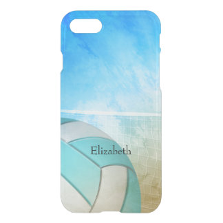 Side Out Women's Beach Volleyball iPhone 8/7 Case