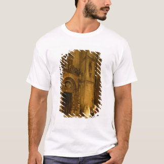 Side portal of Como Cathedral, 1850 T-Shirt