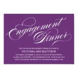 SIDE SCRIPT   ENGAGEMENT DINNER INVITATION