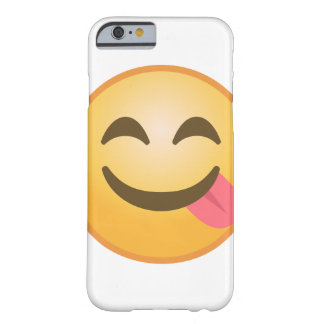 Side Tongue Emoji Barely There iPhone 6 Case
