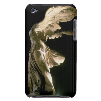 Side view of the Victory of Samothrace (Parian mar iPod Touch Cases